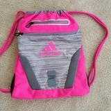 Adidas Bags | Adidas Sport Bag! | Color: Pink | Size: Os