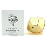 Paco Rabanne Lady Million By Paco Rabanne 2.7 (Tester) OZ Eau De Parfum for Women's