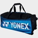 Yonex Pro Trolley Bag Deep Blue Tennis Bags