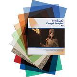 """Rosco Cinegel Sampler Filter Kit (20 x 24"""") 110122240001"""
