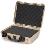 Nanuk 910 Hard Utility Case with Foam Insert (Tan) 910-1000