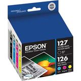 Epson 126/127 Ink Cartridge Combo Pack T127120-BCS