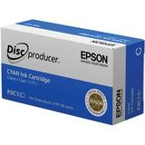 Epson PJIC1-C Cyan Ink Cartridge for the PP-100 Discproducer Auto Printer PJIC1-C