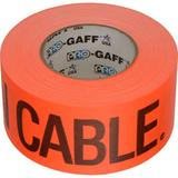 "Permacel/Shurtape Permacel / Shurtape Caution Tape - Fluorescent Orange 3"" x 50 yd (45.7 m) 001UPCCC350MFLORA"