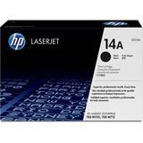 HP 14A LaserJet Black Toner Cartridge CF214A