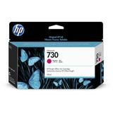 HP 730 Magenta Ink Cartridge (130mL) P2V63A