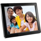 "Aluratek 12"" Digital Photo Frame (Black) ADMPF512F"