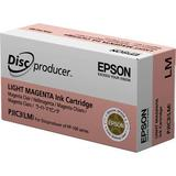 Epson PJIC3-LM Light Magenta Ink Cartridge for the PP-100 Discproducer Auto Print PJIC3-LM