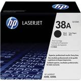 HP 38A Black Toner Cartridge Q1338A