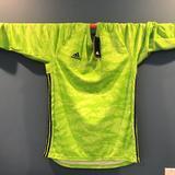 Adidas Shirts | Adidas Soccer Goalie Uniform (Jersey & Shorts) | Color: Black/Green | Size: L