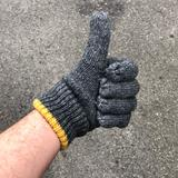 American Eagle Outfitters Accessories | Mens America Eagle Gloves | Color: Gray/Yellow | Size: Os
