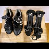 Adidas Other | Addidas Soccer Gear Bundle | Color: Black/White | Size: Unisex - See Size In Description