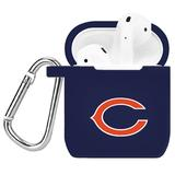 Chicago Bears AirPods Case Cover - Navy