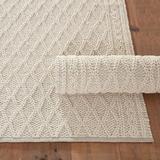 Kendal Hand Woven Rug 9' x 12' - Ballard Designs