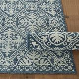 Trianna Hand Tufted Rug 4' x 6' - Ballard Designs