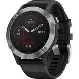 Fenix 6 Heart Rate Monitor - Black - Garmin Watches