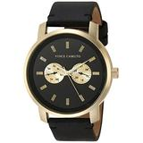 Vince Camuto Men's Multi-Function Dial Strap Watch, VC/1142