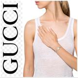 Gucci Accessories   *Timeless Elegant Gucci Ss Charms Bracelet Watch*   Color: Silver   Size: Os