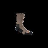 Merrell Men's Tactical Crew Sock, Size: L/XL, Brown