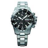 [Ball Watch] BALL Watch watch Nedu black dial titanium case 600m waterproof DC3026A-SCJ-BK Men's parallel import goods]