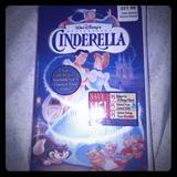 Disney Other | 1995 Original Sealed Disney Masterpiece Cinderella | Color: Blue | Size: Os