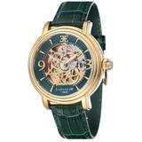 Longcase Automatic Green Dial Watch -09 - Green - Thomas Earnshaw Watches