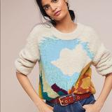 Anthropologie Sweaters   Anthro Alpaca Wool Sweater   Color: Tan   Size: S