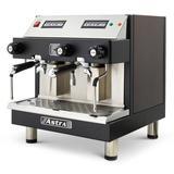 Astra Manufacturing Automatic Espresso Machine in Black, Size 22.0 H x 19.0 W x 19.0 D in | Wayfair M2C014
