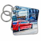 3dRose Key Chain, Size 2.25 H x 2.25 W x 0.75 D in   Wayfair kc_271309_1