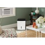 Frigidaire Low Humidity 22.6 Pint Dehumidifier in White, Size 19.76 H x 15.51 W x 11.34 D in | Wayfair FFAD2233W1