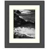 Frames By Mail Frame in Black Wood in Black/Brown, Size 24.0 H x 20.0 W x 1.25 D in | Wayfair AAM2047-RM-1620