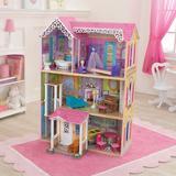KidKraft Sweet & Pretty Dollhouse, Size 46.75 H x 33.75 W x 20.5 D in | Wayfair 65859
