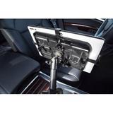 Symple Stuff Carbon Fiber Car iPad Mounting System in Black, Size 0.39 D in   Wayfair MI-7321