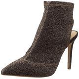 Jewel Badgley Mischka Women's SONDRA Shoe, Bronze, 7 M US