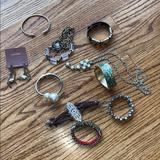 Urban Outfitters Jewelry   10 Costume Jewelry Lot   Color: Brown   Size: Os