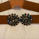 Anthropologie Accessories | Anthropologie Belt | Color: Brown | Size: Os