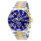 Invicta Pro Diver Chronograph Blue Dial Men's Watch 28692