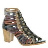 Spring Step L'Artiste Julian - Womens Euro 40 US 9 Black Sandal Medium