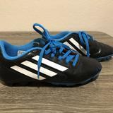 Adidas Shoes | Adidas Trx Fg Soccer Cleat Size 5 Men'S Big Kid | Color: Black | Size: 5b