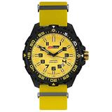 Isobrite ISO3330 Yellow Dial Watch
