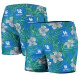 Men's Royal Kentucky Wildcats Swimming Trunks