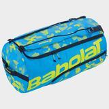 Babolat Duffel XL Tennis Bags Blue/Yellow Lime