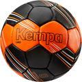 Kempa LEO Handball in fluo orange-schwarz, Größe 1