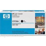 HP Black Toner Cartridge for Hewlett-Packard LaserJet 5500 Printer C9730A