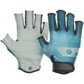 ION AMARA HALF FINGER Handschuh 2021 teal - L