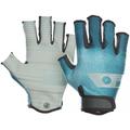 ION AMARA HALF FINGER Handschuh 2021 teal - S