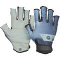ION AMARA HALF FINGER Handschuh 2021 dark blue - XL