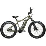 Rambo Bikes Roamer 750W High Performance Electric Bike Woodland Camo