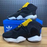 Adidas Shoes | Adidas Originals Crazy Byw Black Gold | Color: Black/Yellow | Size: Various
