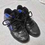 Adidas Shoes | Adidas Basketball Sneakers Woman'S 10 Blue & Black | Color: Black/Blue | Size: 10